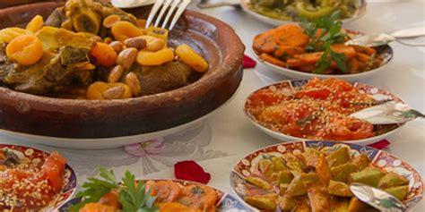 exposé sur la cuisine marocaine maroc gastronomie