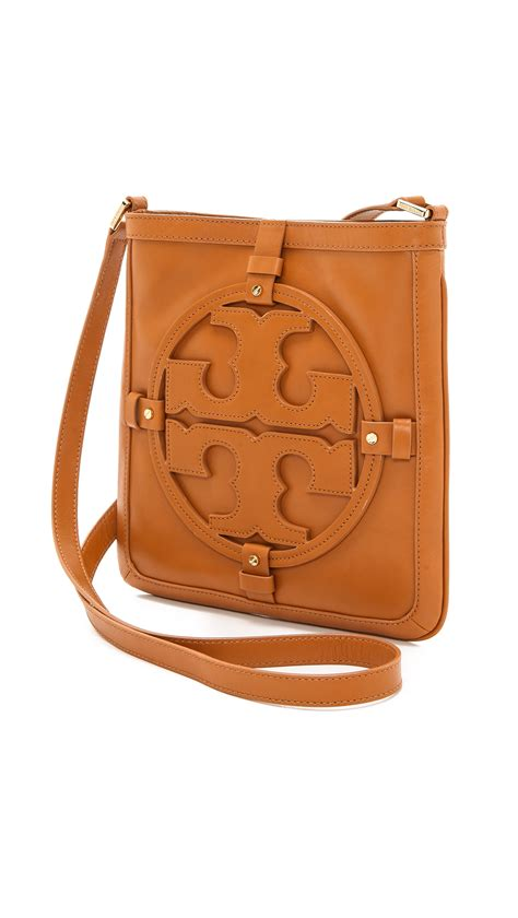 Tory Burch Holly Book Bag in Brown - Lyst