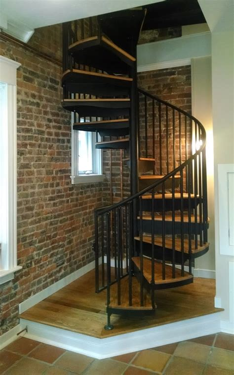 spiral stair   attic types  attic stairs salter