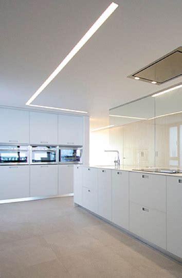 recessed led lights for kitchen recessed ceiling light duplex by lluesma 7644