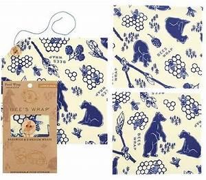 Bienen Vertreiben Essig : bee s wrap lunch pack im bienen b ren print 1 set piccantino onlineshop schweiz ~ Whattoseeinmadrid.com Haus und Dekorationen