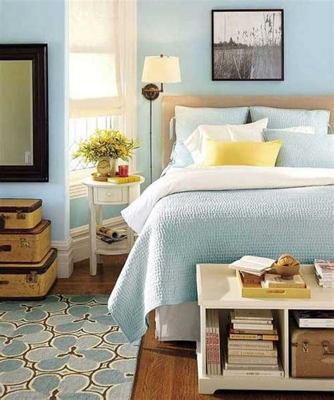 Bedroom Decorating Ideas Blue by Light Blue Bedroom Colors 22 Calming Bedroom Decorating