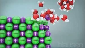 Sodium Chloride  Nacl  Or Salt In An Aqueous Solution