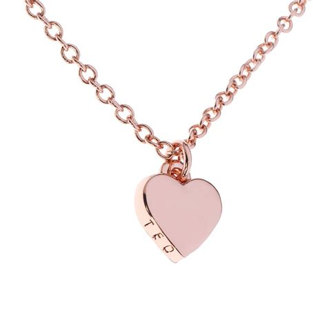 Modification Jewelry Uk by Ted Baker Hara Tiny Pendant At Jewellery4