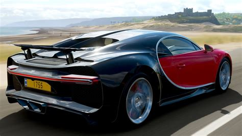 The chiron on bugatti's dynamometer—the most powerful rolling dyno in the world, according to the company. 1400 hp BUGATTİ CHİRON 2018 TEST DRİVE Forza Horizon 4 No ...