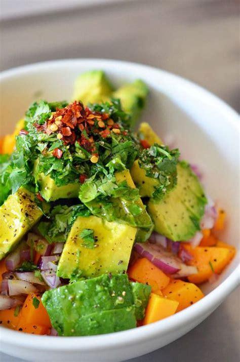 cuisiner l avocat les 25 meilleures idées de la catégorie recettes de salade