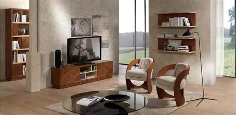 mobili per televisione porta tv in legno intarsiato per salotti classici idfdesign