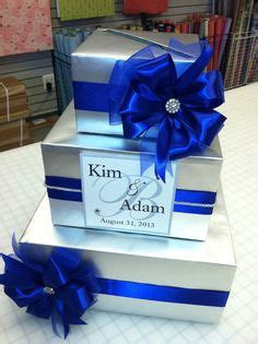 gift card boxes  weddings  graduation parties