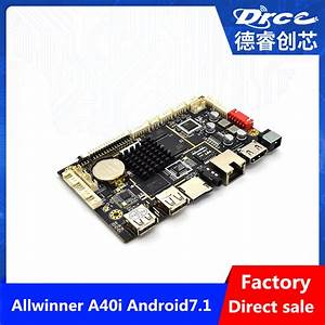China Allwinner A40i Android Mother Board