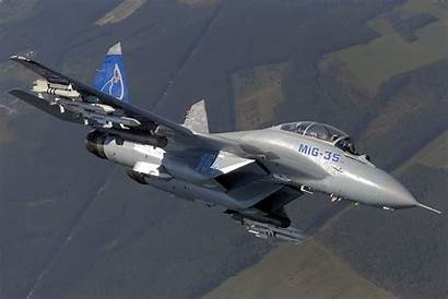 Mig 35 Fighter India Migs Russian Engines