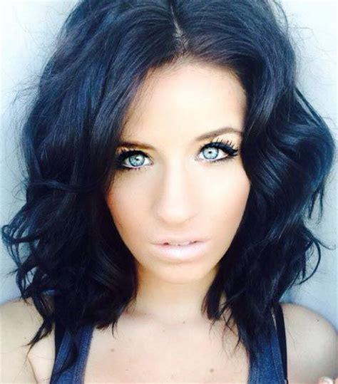 How To Use Permanent Blue Hair Dye For Dark Hair Hair
