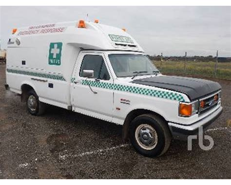 ford  series ambulance  sale corio