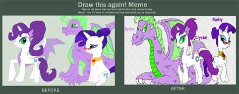 draw it again template rarity meme related keywords rarity meme long tail