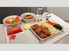 hong kong airlines meals Inflight Food Airline meal review