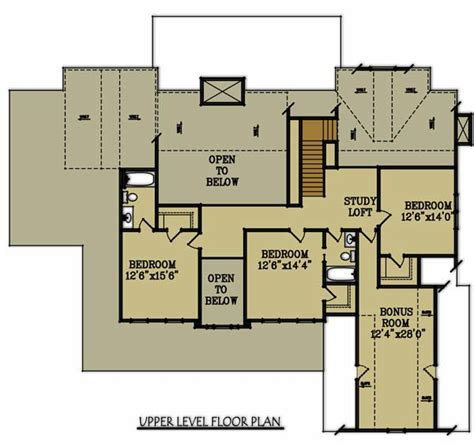 brick home floor plans large southern brick house plan by max fulbright designs