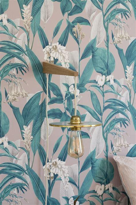fleurs dans une chambre du papier peint fleuri dans ma chambre home tour une