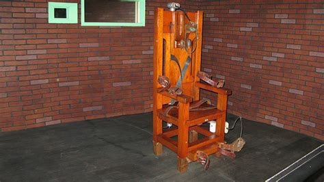 virginia to vote on electric chair as default execution