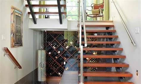 space savvy  stairs wine cellar ideas home design lover