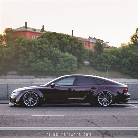audi  widebody kit  clinched fits   rs