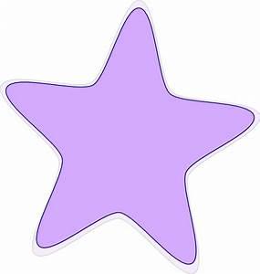 Bright Purple Star Clip Art at Clker.com - vector clip art ...