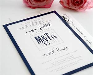 awesome wedding invitation suites cheap modern wedding With cheap navy wedding invitations uk