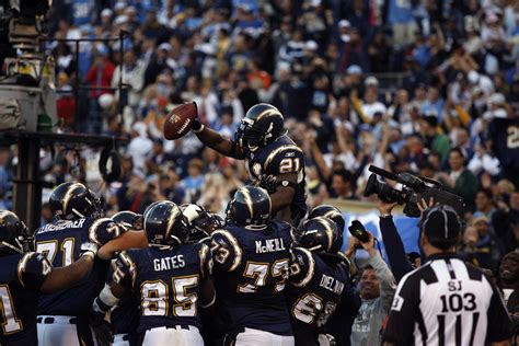 10-year Anniversary Of The '06 Chargers