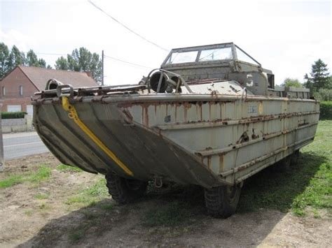 Ww11 Duck Boats For Sale by Ma Kubelwagen Lili Dukw 224 Vendre