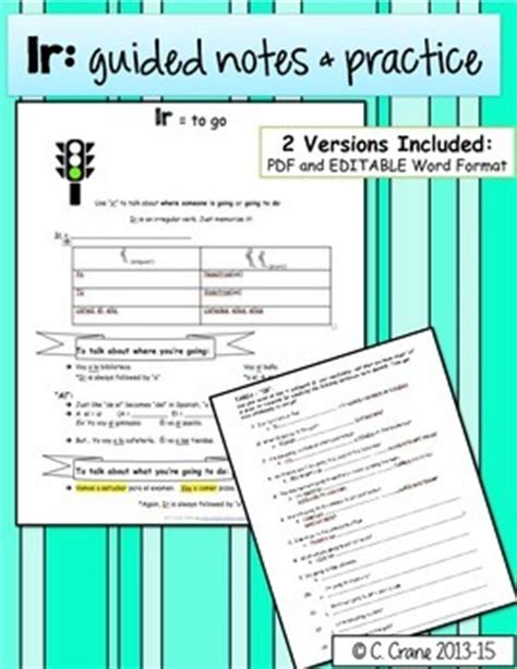 Avancemos 1 Worksheets - Sanfranciscolife