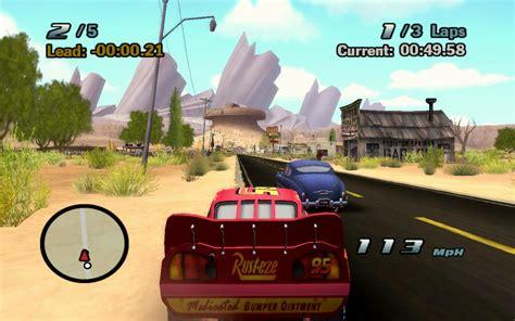 disneypixar cars   simulation game