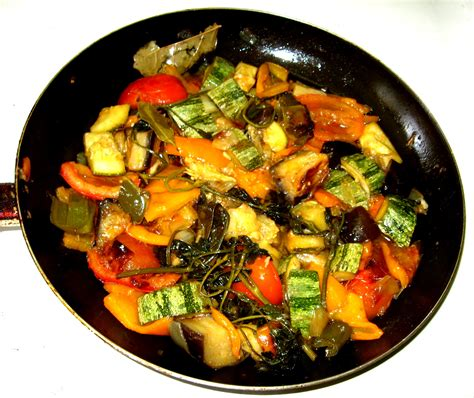 easy cuisine easy ratatouille recipe dishmaps