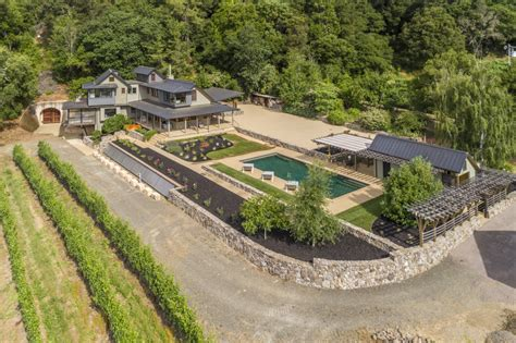 an eco friendly farmhouse on a gentleman s vineyard asks