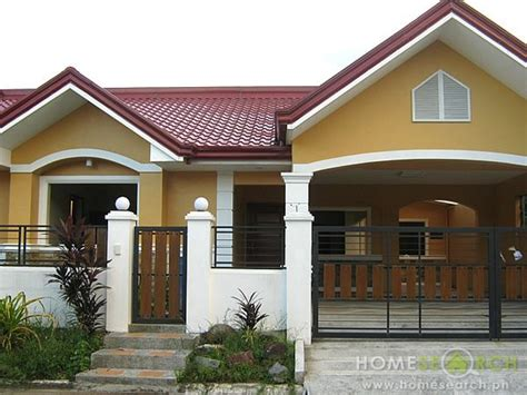 Bungalow Style House Design Philippines Prairie Style