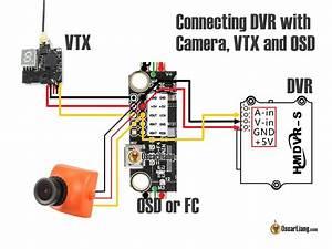 Drone Vtx Wiring Diagram