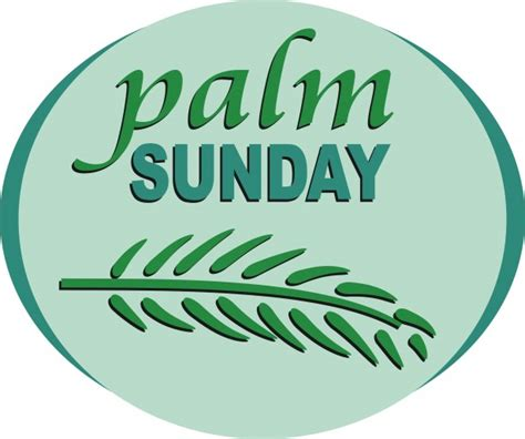 Palm Sunday Clip Palm Sunday Clip Free Stock Photo Domain Pictures