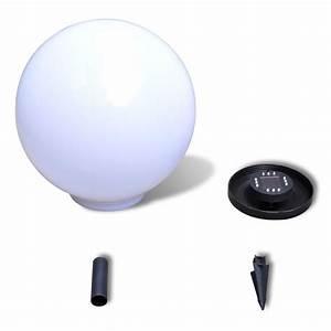 Boule Lumineuse Exterieur Solaire : boule solaire ~ Edinachiropracticcenter.com Idées de Décoration