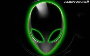 Alienware Logo Green
