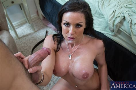 Seduced By A Cougar Kendra Lust Is Renting A Room In Her Cougar Den And Decides At Dbnaked Com