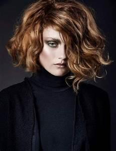 Carré Plongeant Long Pour Quel Visage : carr plongeant cheveux pais et ondul ~ Melissatoandfro.com Idées de Décoration