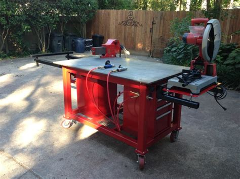steel welding table plans weldingweb welding forum for pros and enthusiasts