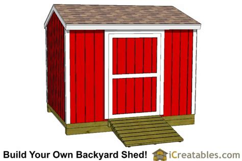 Shedplan How To Build A Shed Floor On Skid Steers
