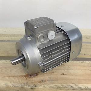 Bonfiglioli Bn 80a 4 Brake Motor 0 55kw 4p Ip55 830820156 B14 Ump