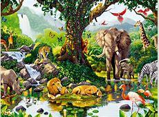 Jungle Animals Seven wallpapers Jungle Animals Seven