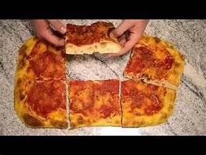 La Casa Della Pizza : fatto in casa la ricetta della pizza in teglia youtube ~ Watch28wear.com Haus und Dekorationen