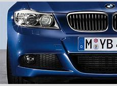 BMW Genuine M Sport Lower Front Right Bumper Trim Grille