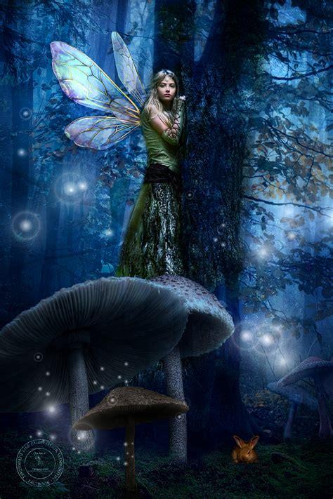 Woodland Fairy By Fairiegoodmother On Deviantart