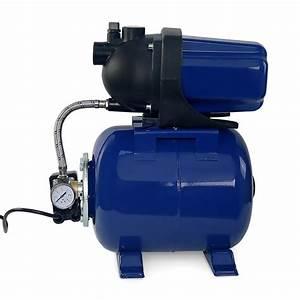 1 6hp 1 U0026quot  Shallow Well Garden Jet Water Pump Booster Tank W