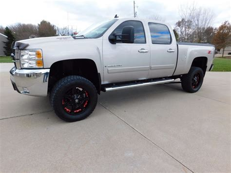 2008 Chevrolet Silverado For Sale by Upgraded 2008 Chevrolet Silverado 2500 Ltz For Sale