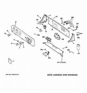 Ge Model Wcsr2090g7ww Residential Washers Genuine Parts