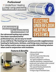 Devi Floor Heating Instructions