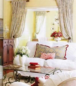 Wohnzimmer Accessoires Bringen Leben Ins Zimmer : 63 wohnzimmer landhausstil das wohnzimmer gem tlich ~ Lizthompson.info Haus und Dekorationen
